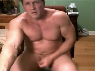 daddy Daddy on cam with a buttplug buttplug