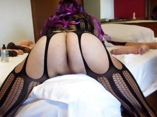 whore Whore riding brutal huge dildos 33 riding