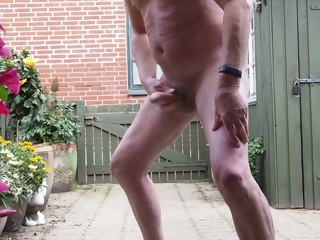 outdoor8 wanking